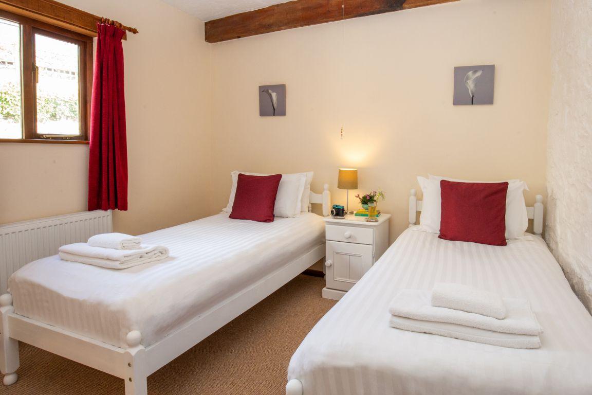 Willow twin bedroom